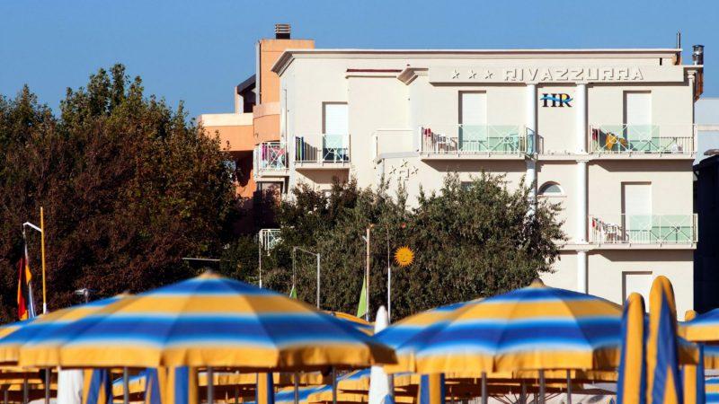 Rimini hotel Rivazzurra