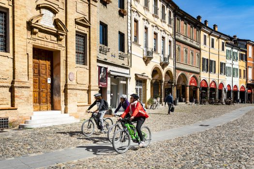 Tour Ebike de Cesena