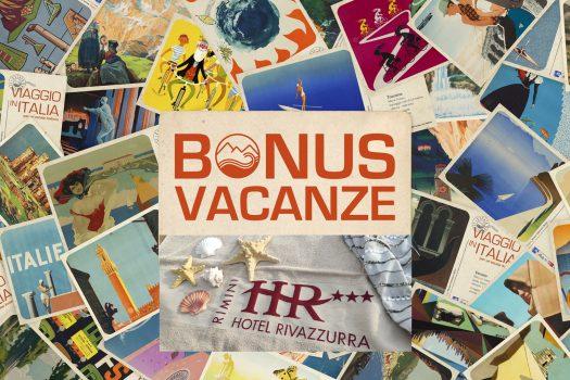 Hotel che accettano bonus vacanze a Rimini.