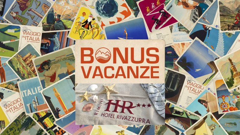 Rimini hotel bonus vacanze