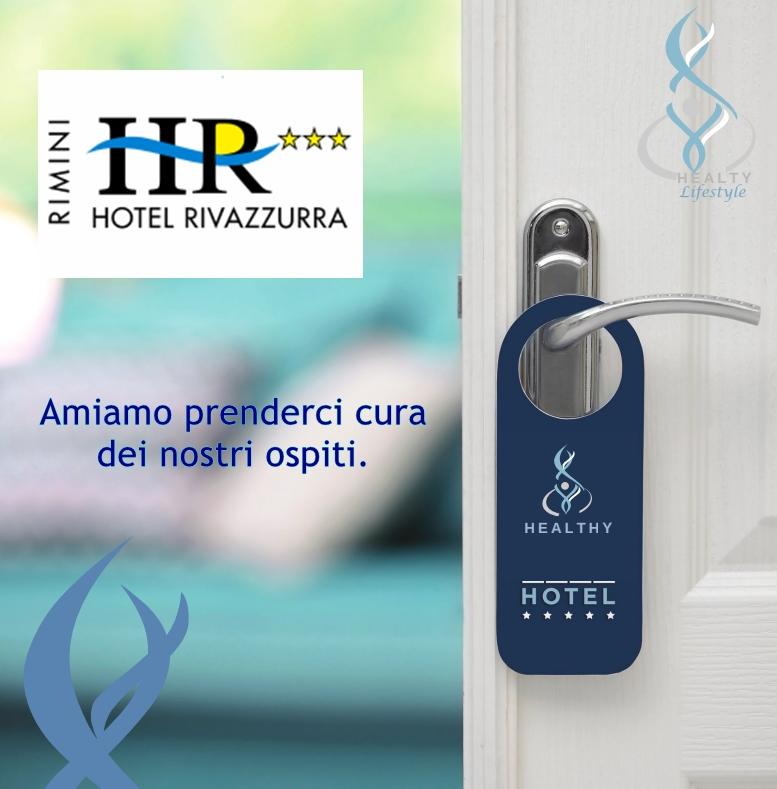 Hotel a Rimini sanitizzato vacanze sicure